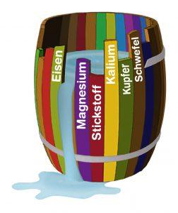Ausgewogene Versorgung mit natürlichen Nährstoffen